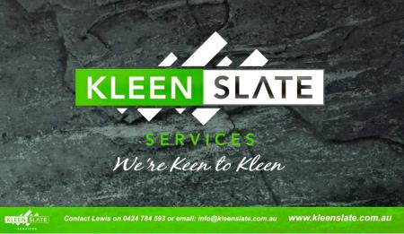 Kleen Slate Services - Rockingham, WA 6168 - 0424 784 593   ShowMeLocal.com