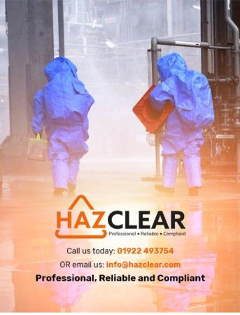 Hazclear Limited - Willenhall, West Midlands WV13 2HA - 01922 493754 | ShowMeLocal.com