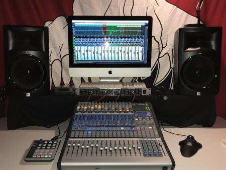 Wall Of Sound Recording Studio - Edinburgh, Midlothian EH6 5ND - 07789 655287 | ShowMeLocal.com