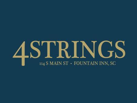 4 Strings, Llc - Fountain Inn, SC 29681 - (864)409-7911 | ShowMeLocal.com