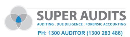 Super Audits - Glenelg South, SA 5045 - (61) 1300 2834 | ShowMeLocal.com