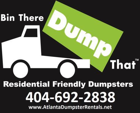 Bin There Dump That Dumpster Rental - Atlanta, GA 30309 - (404)692-2838 | ShowMeLocal.com