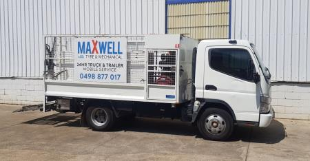 Maxwell Tyre and Mechanical