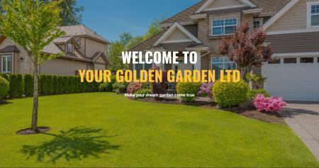 Your Golden Garden Ltd - Paisley, Renfrewshire PA3 3JE - 01505 391879 | ShowMeLocal.com