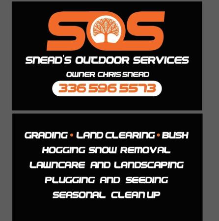 Snead's Outdoor Services Llc - Lexington, NC 27295 - (336)596-5573 | ShowMeLocal.com
