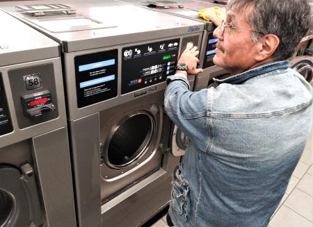 Launderland Coin Laundry - Los Angeles, CA 90015 - (323)985-8710 | ShowMeLocal.com