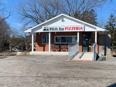 Whistle Stop Pizza - Whitby, ON L0B 1A0 - (905)655-5655   ShowMeLocal.com