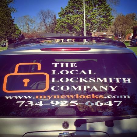 The Local Locksmith Company - Trenton, MI 48183 - (734)925-6647 | ShowMeLocal.com