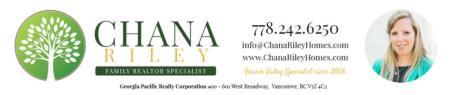 Chana Riley Homes - Vancouver, BC V5Z 4C2 - (778)242-2625 | ShowMeLocal.com