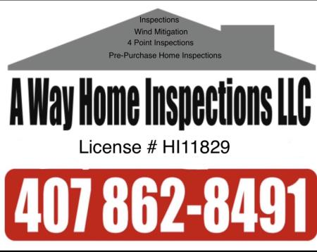 A Way Home Inspections