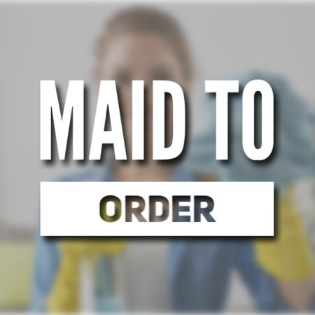 Maid to Order Cleaning Services - Horncastle, Lincolnshire LN9 6QY - 07758 958963 | ShowMeLocal.com