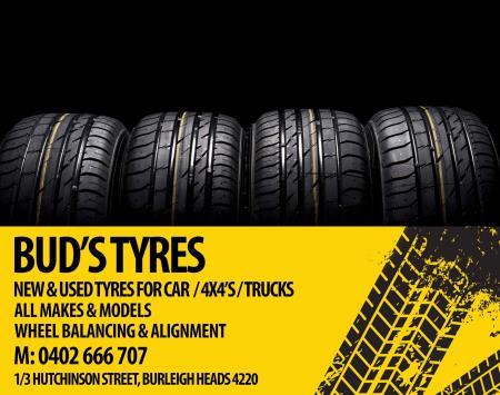 Bud's Tyres