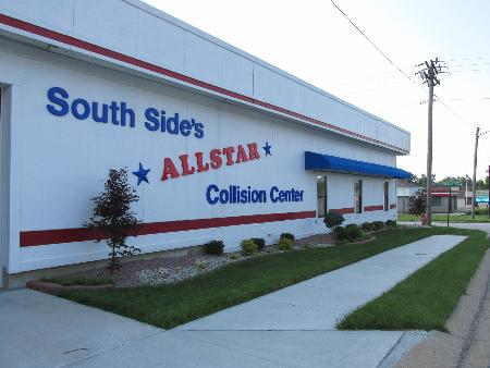 SouthSide's Allstar Collision - Edwardsville, IL 62025 - (618)656-1991   ShowMeLocal.com