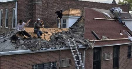 Gino's Roofing - Staten Island, NY 10301 - (718)236-9488 | ShowMeLocal.com