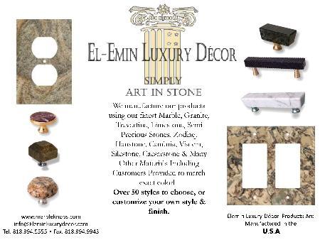 El-Emin Luxury Decor - Van Nuys, CA 91401 - (818)994-5555 | ShowMeLocal.com