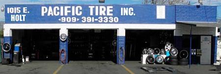 Pacific Tire Svc - Ontario, CA 91761 - (909)391-3330   ShowMeLocal.com