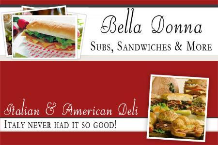 Bella Donna Subs - Austin, TX 78744 - (512)804-2223   ShowMeLocal.com
