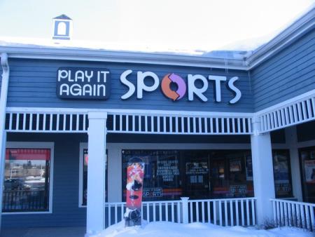 Play It Again Sports, South Burlington