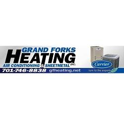 Grand Forks Heating, Air Conditioning, & Sheet Metal Inc. - Grand Forks, ND 58203 - (701)746-8838 | ShowMeLocal.com