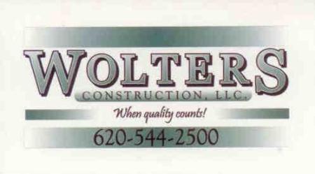 Wolters Construction LLC - Hugoton, KS 67951 - (620)544-2500   ShowMeLocal.com