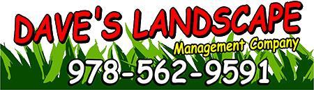 Dave's Landscape Management Company - Hudson, MA 01749 - (978)562-9591 | ShowMeLocal.com