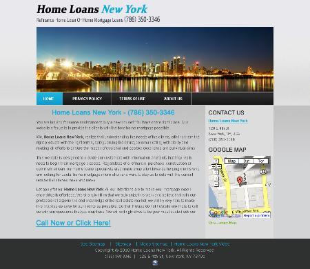 Home Loans New York - New York, NY 10018 - (347)735-5372 | ShowMeLocal.com