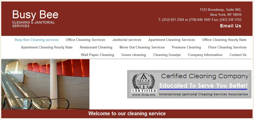 Services Includes Carpet Cleaning Tile And Wallpaper Serving Areas Of Manhattan Queens Brooklyn Located At 1123 Broadway