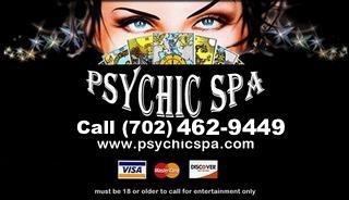 Psychic Spa - Las Vegas, NV 89119 - (702)462-9449 | ShowMeLocal.com