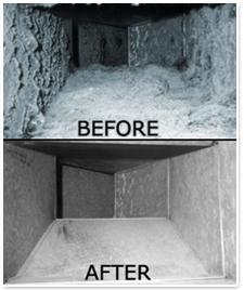 Asbestos Removal Air Duct Cleaning In Passadena
