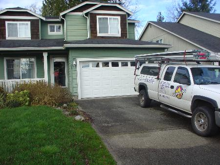 Puget Sound Garage Door - Yelm, WA 98597 - (360)480-6701 | ShowMeLocal.com