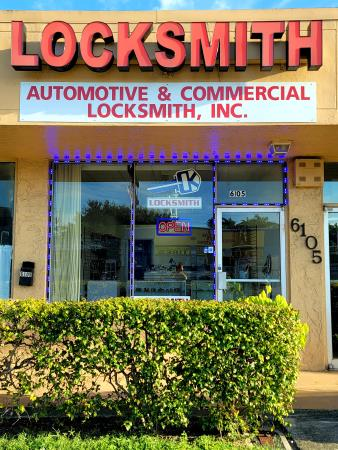 Automotive And Commercial Locksmith