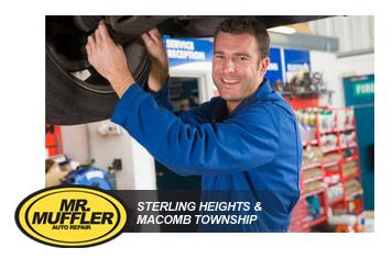 Mr. Muffler - Sterling Heights, MI 48312 - (586)264-3650 | ShowMeLocal.com