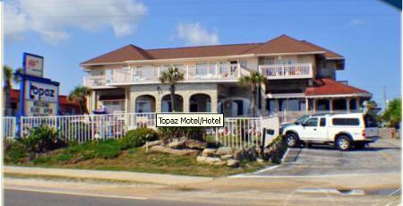 Topaz Motel Hotel Flagler Beach Florida Fl 32136 386 439 3301 Showmelocal
