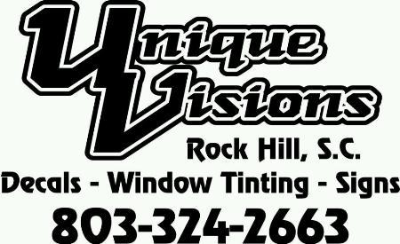 Unique Visions Custom Glass Tinting Rock Hill Sc 29730 803 324