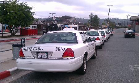 White Cab - El Cajon, CA 92021 - (619)466-4545   ShowMeLocal.com