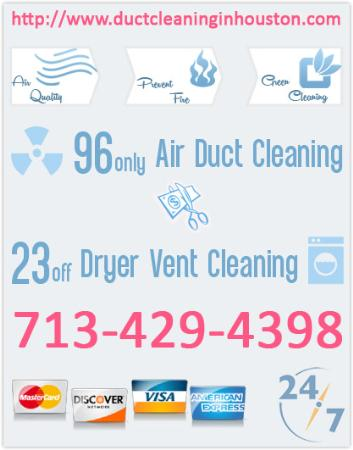 Duct & Vent Cleaning Houston - Houston, TX 77092 - (713)429-4398 | ShowMeLocal.com