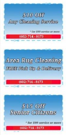 Phoenix Green Carpet Cleaning, Inc.