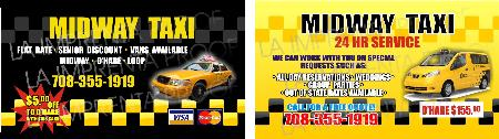 MIDWAY TAXI SVC - CHICAGO, IL 60652 - (708)355-1919 | ShowMeLocal.com
