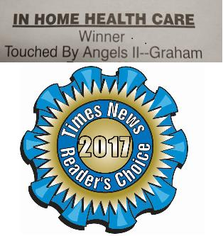 Touched By Angels Home Healthcare II - Graham, NC 27253 - (336)221-9998 | ShowMeLocal.com