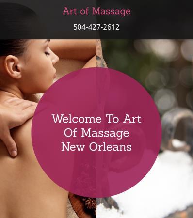 Art of Massage New Orleans LLC - Metairie, LA 70002 - (504)427-2612 | ShowMeLocal.com