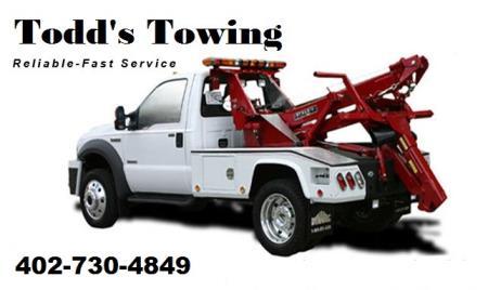 Todd's Towing - Lincoln, NE 68507 - (402)730-4849   ShowMeLocal.com