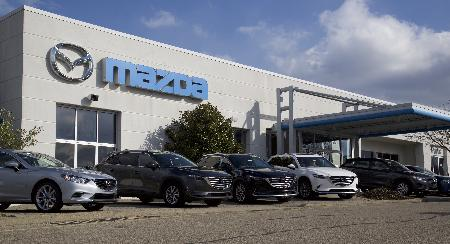 Mazda Dealers Cincinnati >> Jake Sweeney Mazda Tri County Cincinnati Oh 45246 513