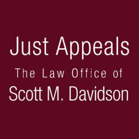 Just Appeals – The Law Office of Scott M. Davidson