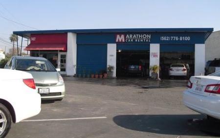 Marathon Car Rental - Downey, CA 90241 - (562)776-8100 | ShowMeLocal.com