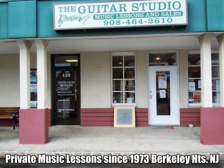 The Guitar Studio - Berkeley Heights, NJ 07922 - (908)464-2610   ShowMeLocal.com