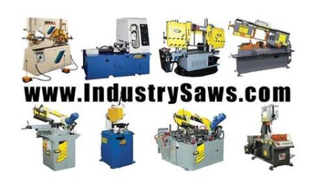 Industry Saw & Machinery  Sales - Ontario, CA 91762 - (866)685-7297 | ShowMeLocal.com
