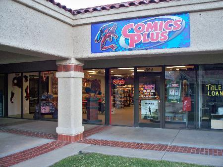 Comics Plus - St George, UT 84770 - (435)673-3229 | ShowMeLocal.com