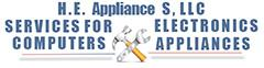 H.E. Appliance S, Llc - West Hills, CA 91304 - (818)723-1949 | ShowMeLocal.com