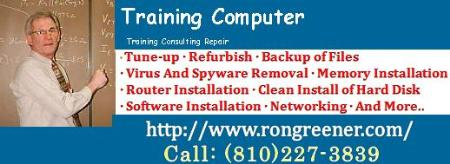 Training Computer - Brighton, MI 48116 - (810)227-3839 | ShowMeLocal.com