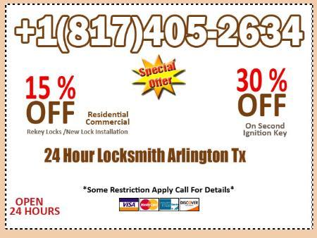 Lock Picking & Lock Repair In Arlington - Arlington, TX 76012 - (817)405-2634 | ShowMeLocal.com